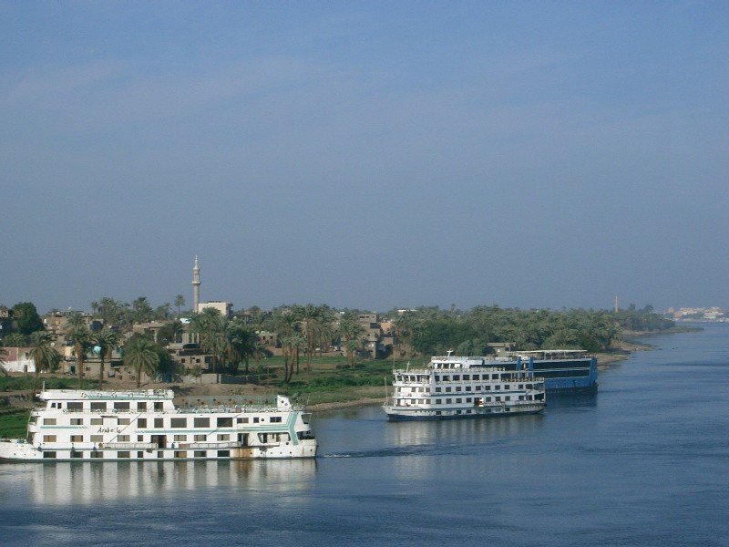 Visit Egypt and the Aswan High Dam and the  unfinished Obelisk