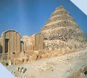 Experience group and private travel to Egypt. see Sakkara and the stepped pyramid of Djoser